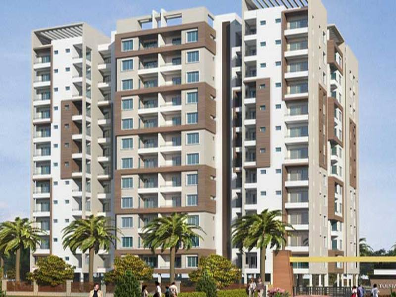 Images for Elevation of Tulsiani Luvnest