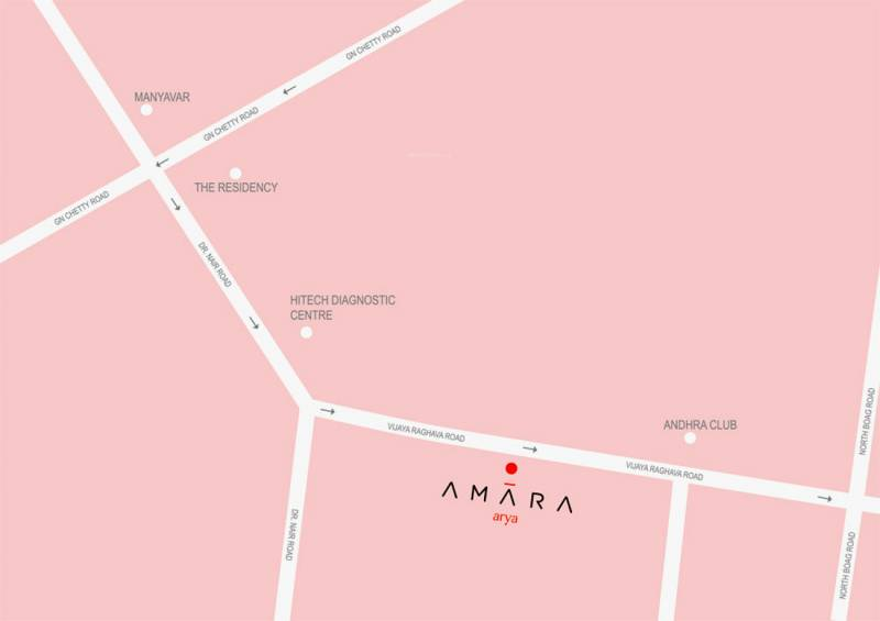 Images for Location Plan of Amara Arya