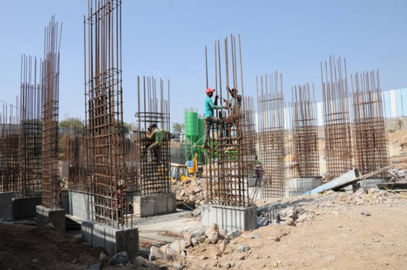 Images for Construction Status of Vasavi GP Trends