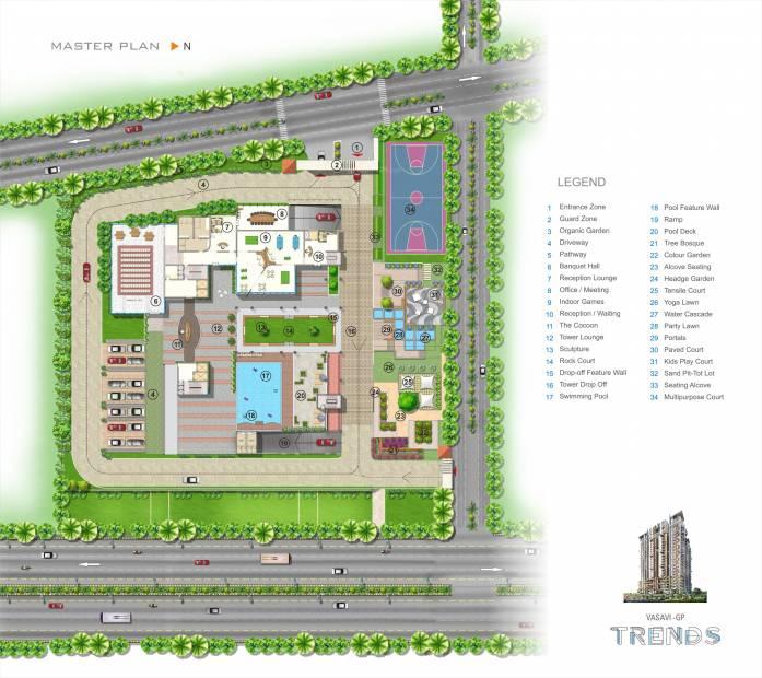 Images for Master Plan of Vasavi GP Trends