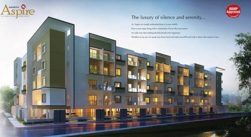 Images for Elevation of Ashrith Aspire
