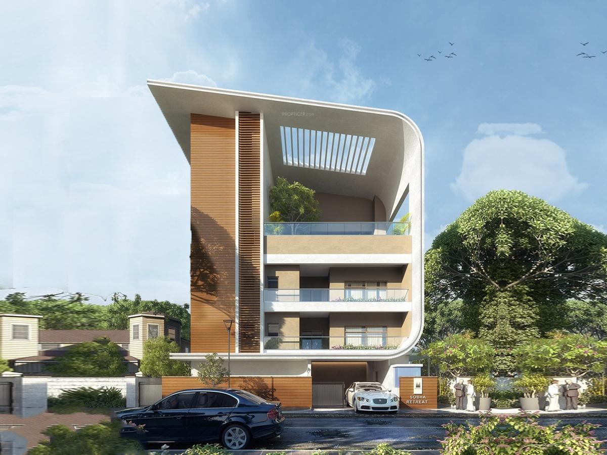 Ground Floor Elevation In Bangalore : Sobha richmond in town bangalore price