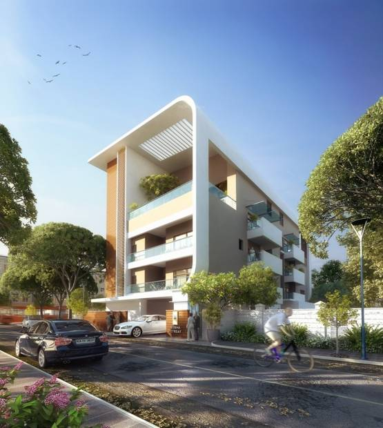 Images for Elevation of Sobha 25 Richmond