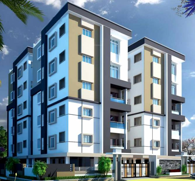 Images for Elevation of Navanaami Residency