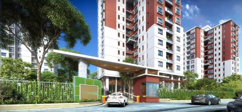Images for Elevation of Bengal Swan Court