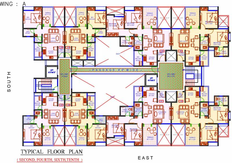 Images for Cluster Plan of Dynamic Oasis