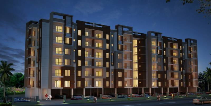 Images for Elevation of Aarohan Crystel Link Apartment