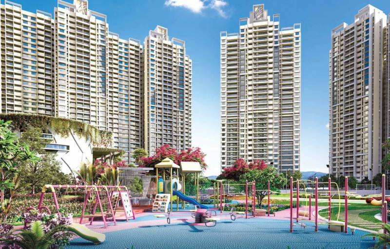 Images for Elevation of Indiabulls Park