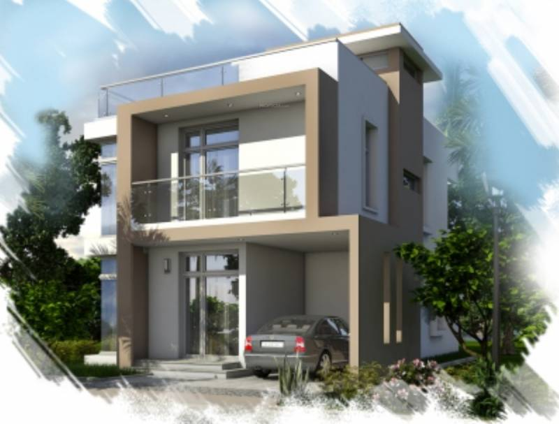 Images for Elevation of JR Urbania Villas