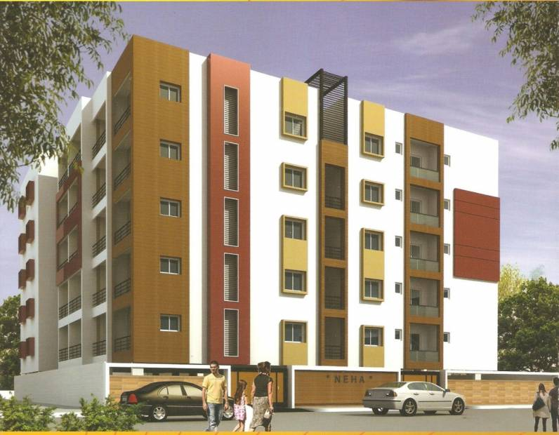 Main elevation image of neha sadan unit available at
