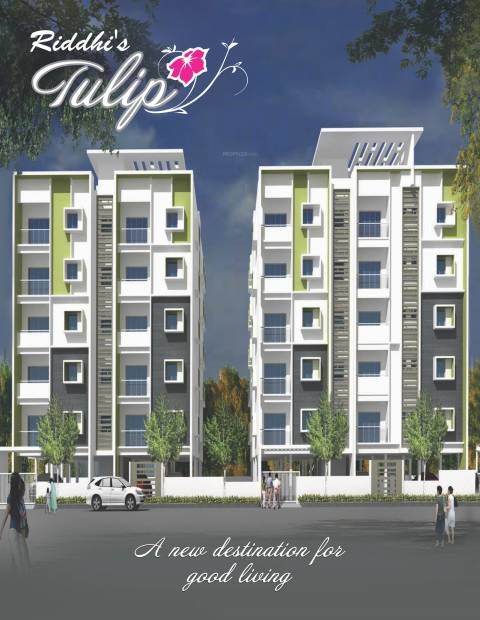 Images for Elevation of Riddhi Tulip