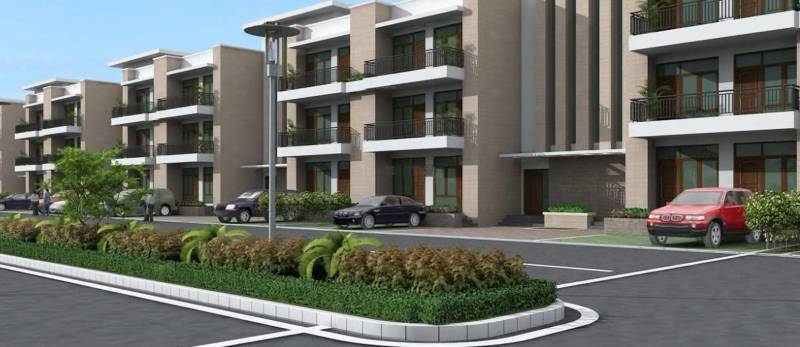 Images for Elevation of B M Gupta Developers Elegant Homes