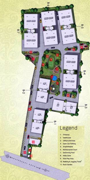 Images for Layout Plan of Swanhousing Swan Green