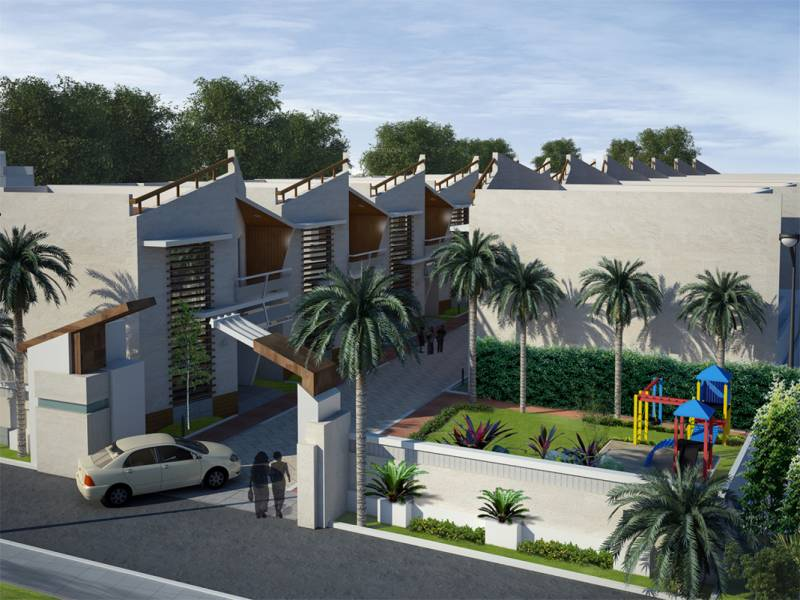 Images for Elevation of Endee Villa III
