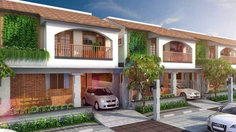 Images for Elevation of Bluejay Malgudi Villas