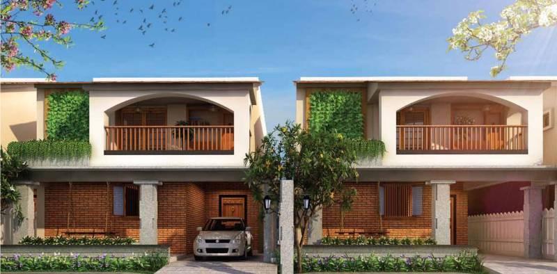 malgudi-villas Images for Elevation of Bluejay Malgudi Villas