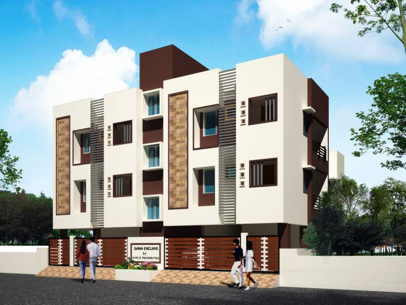 Images for Elevation of Ample Properties Sanas Enclave