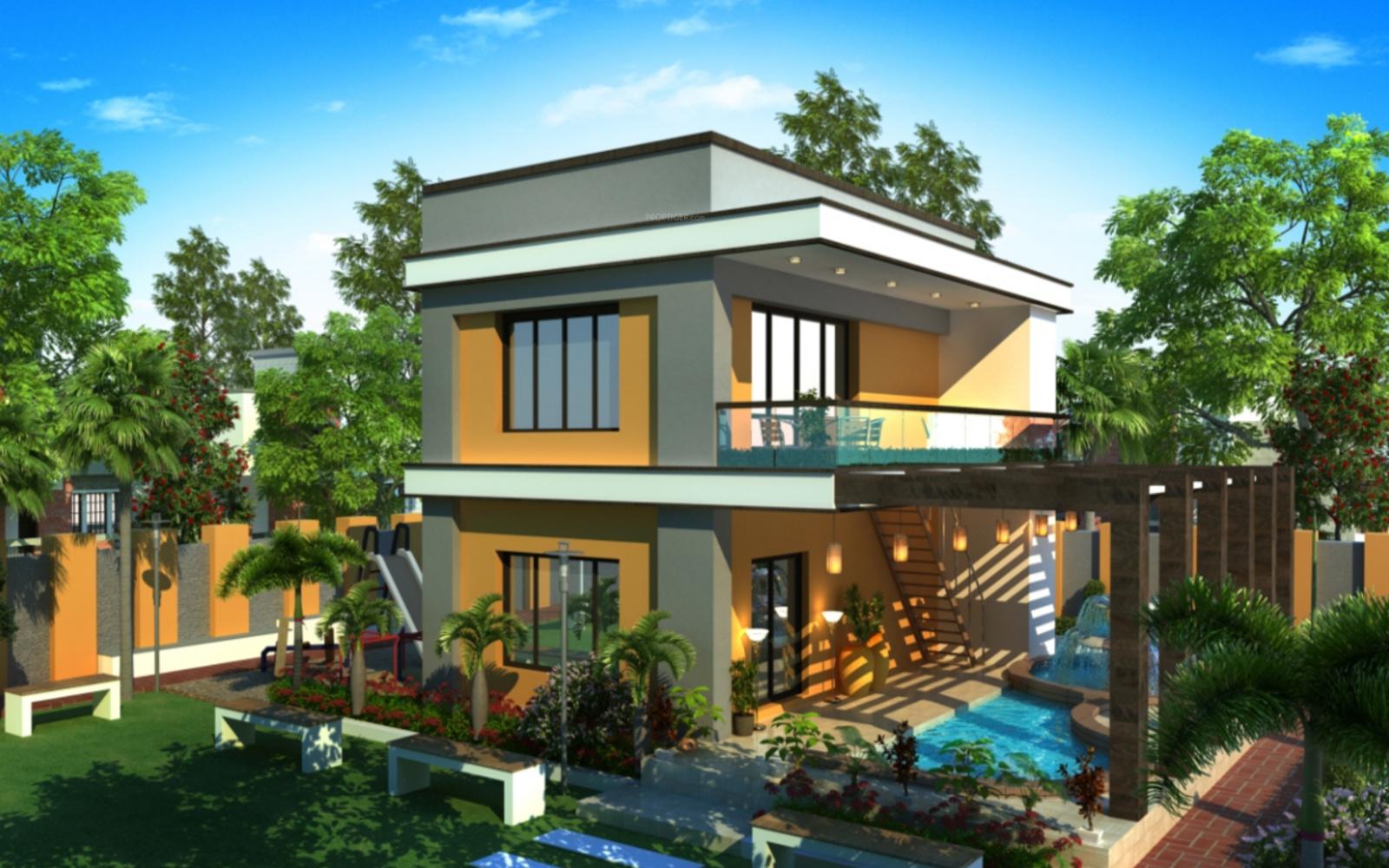 Royal villa in makarpura vadodara price location map for Villa royale