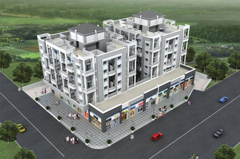 Images for Elevation of Nemichand Dhruv Siddhi