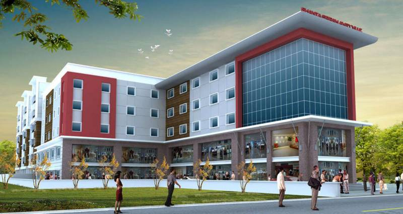 Images for Elevation of Shanta Amity Ville