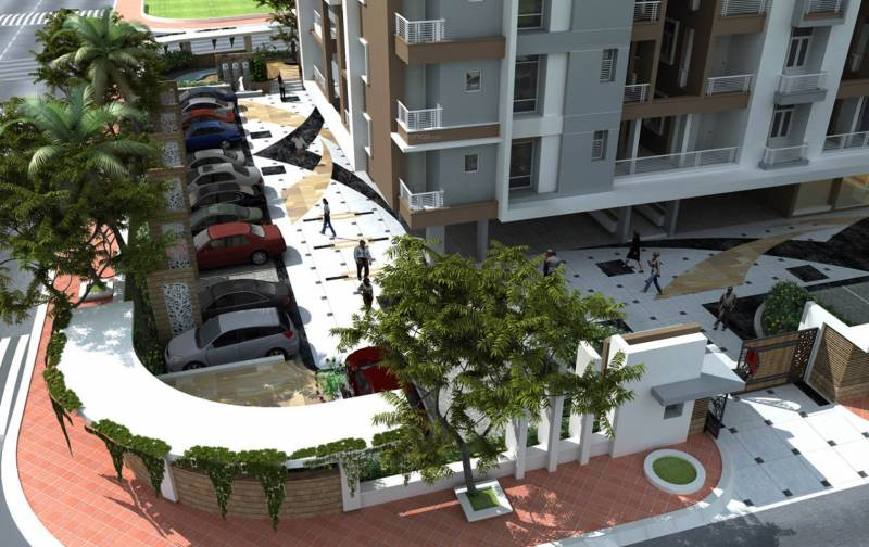 Images for Elevation of Pinkcity Orient Residency