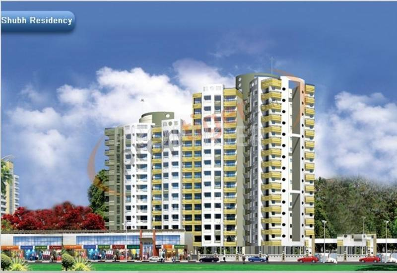 Images for Elevation of Gurukrupa Shubh Residency