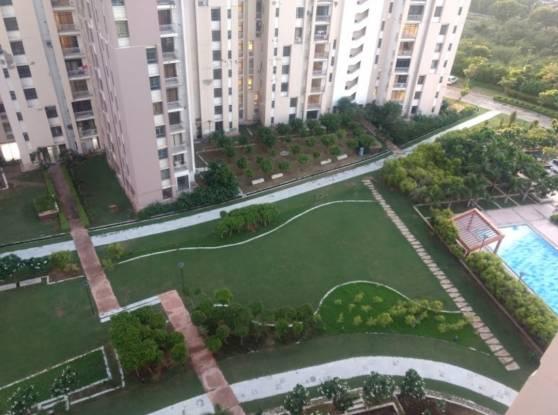 unitech-heights Landscaped Gardens