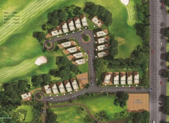 sushant-golf-city Master Plan
