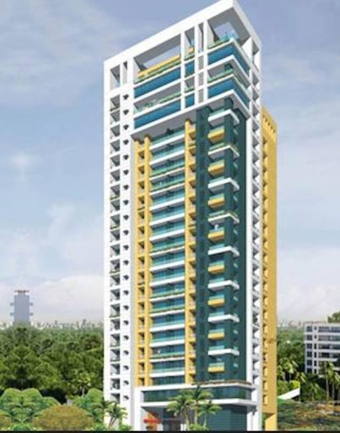 mangalmay-tower Elevation