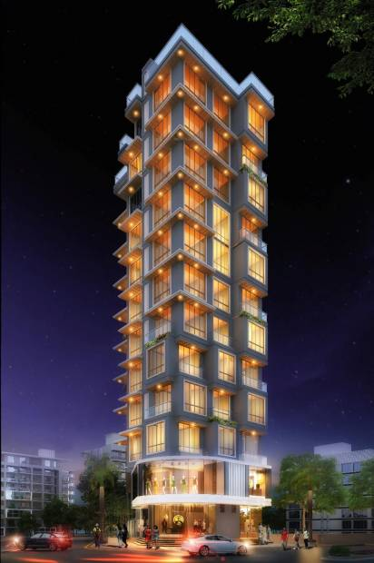 Images for Elevation of Garodia Anand Bhavan Pristino