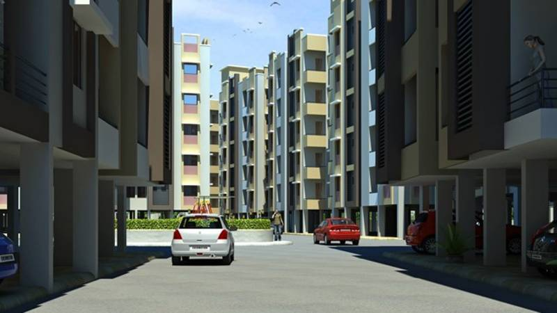 Images for Elevation of Prasthan Home Town 4