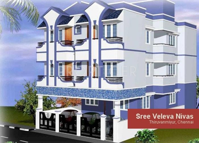 Images for Elevation of Poomalai Housing Sree veleva nivash