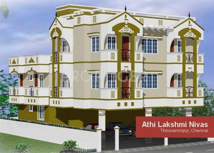 Images for Elevation of Poomalai Athi Lakshmi Nivas