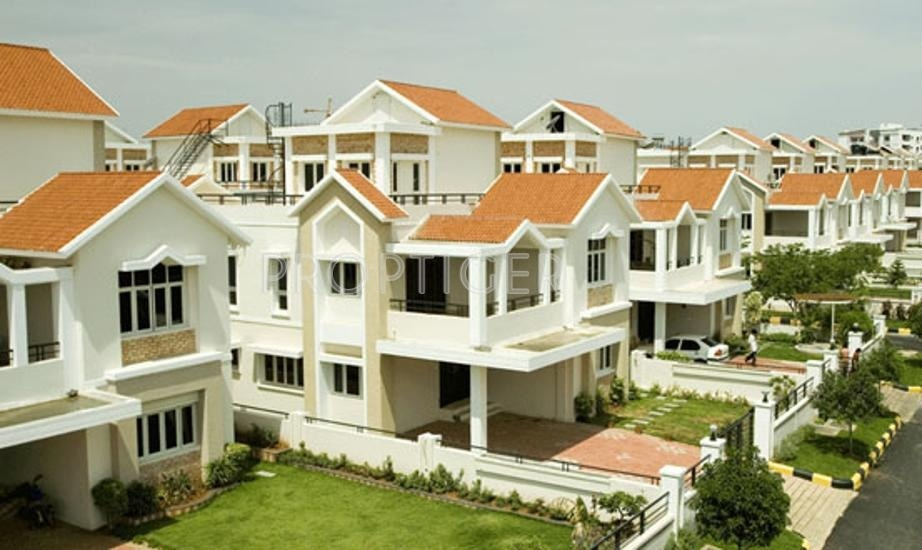 4250 sq ft 3 BHK 3T Villa for Sale in Aparna Constructions Orchids