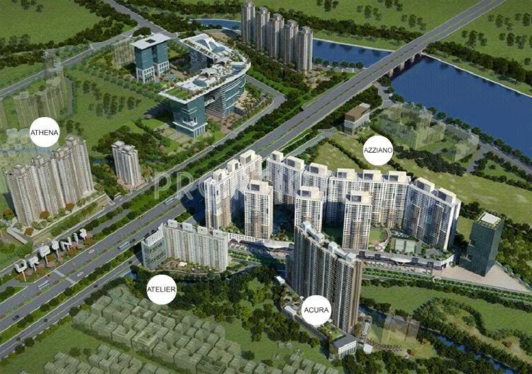 Images for Elevation of Rustomjee Urbania Athena