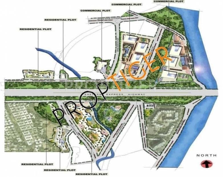 Images for Master Plan of Rustomjee Urbania Athena