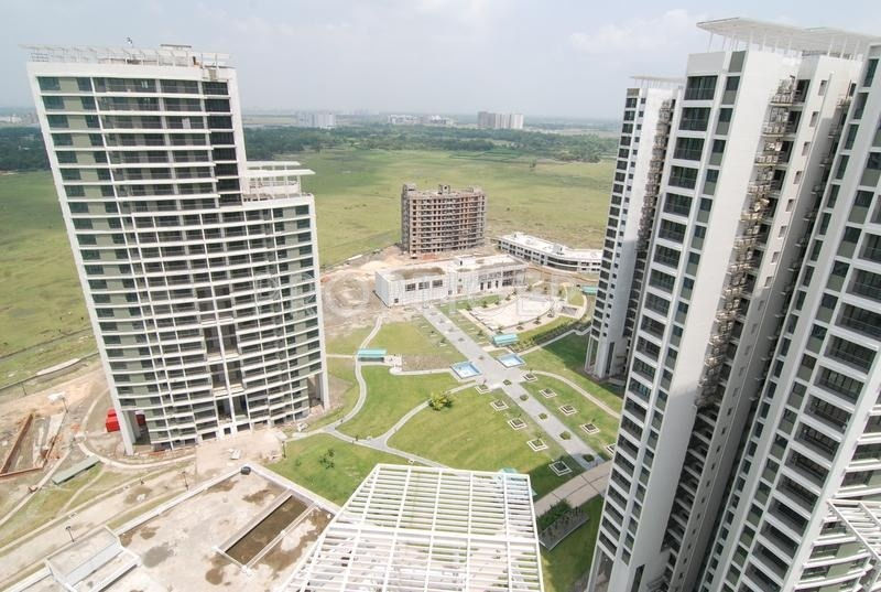 Images for Construction Status of Shrachi Rosedale Garden