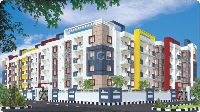 Images for Elevation of Amigo Sri Sai Royale