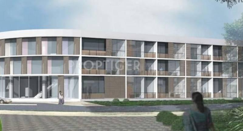 senior-citizen-apartments Images for Elevation of Shrachi Senior Citizen Apartments