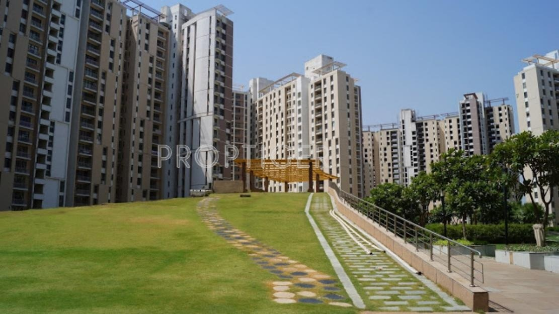 1695 Sq Ft 3 Bhk 3t Apartment For Sale In Unitech Horizon