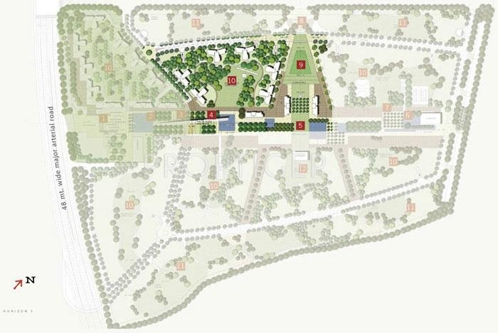Images for Layout Plan of Unitech Horizon