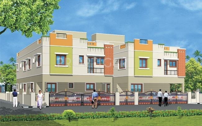 Images for Elevation of Engineers Westwood Residency