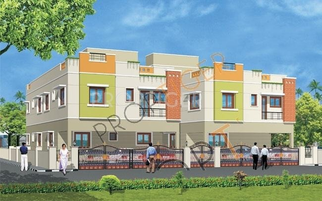 Images for Elevation of Engineers Westwood Residency Phase I