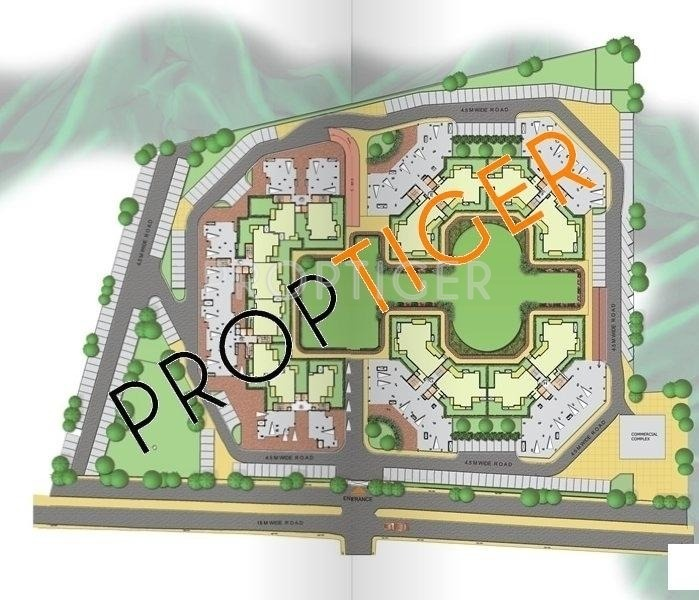 Images for Master Plan of Ramprastha Pearl Court