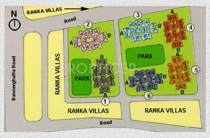 Images for Layout Plan of Chalukya Ranka Colony