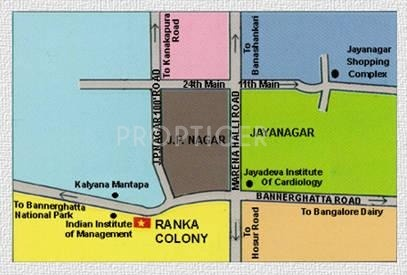 Images for Location Plan of Chalukya Ranka Colony