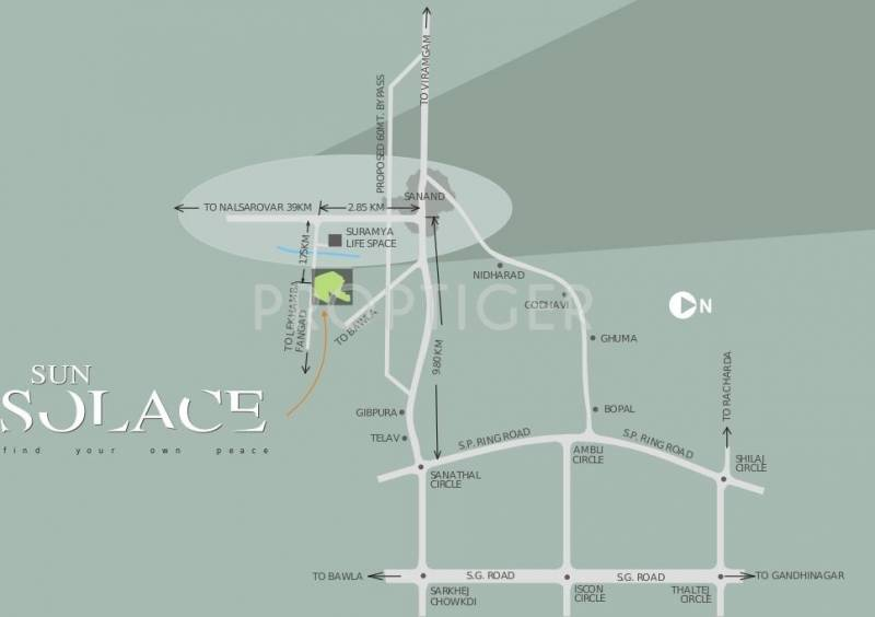 Images for Location Plan of Sun Solace