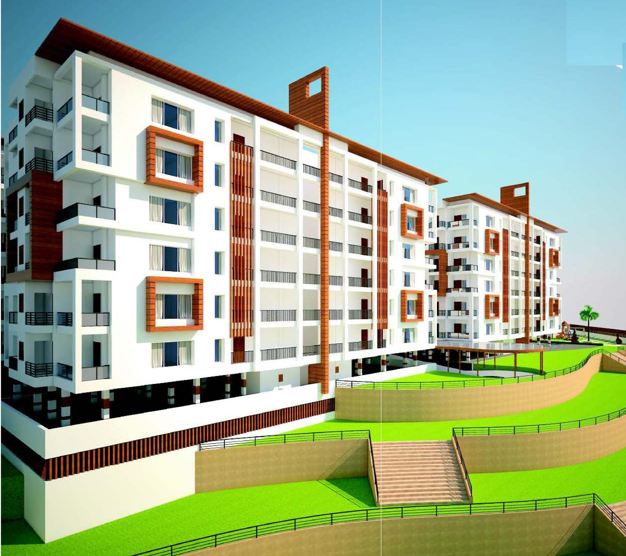 2108 Sq Ft 3 Bhk 3t Apartment For Sale In Danish Housing
