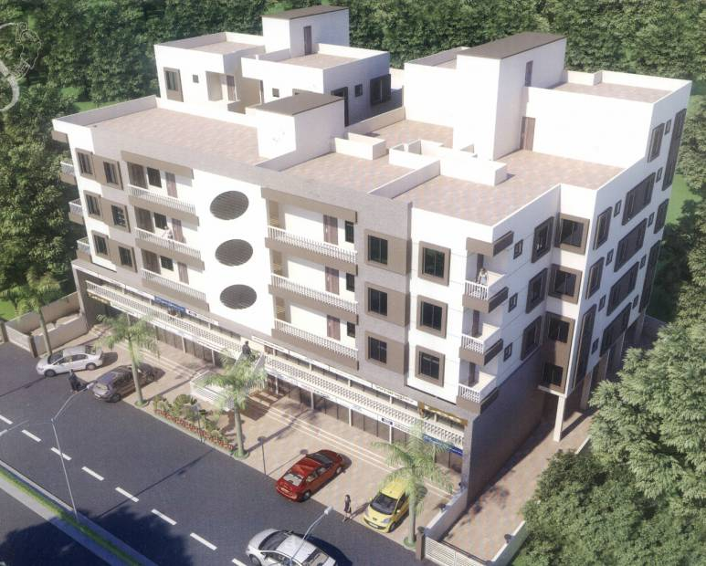 Images for Elevation of Siddhi Plaza