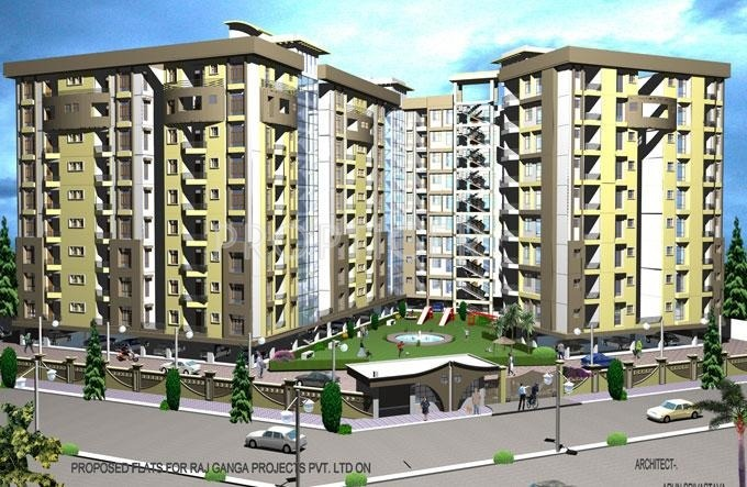 Images for Elevation of Raj Surya Greens Appartment
